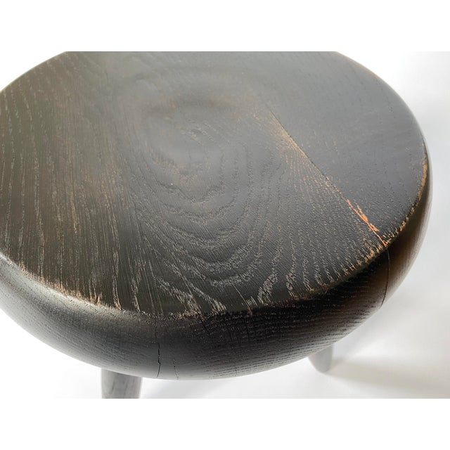1950s Galerie Steph Simon Charlotte Perriand Stool For Sale In New York - Image 6 of 12