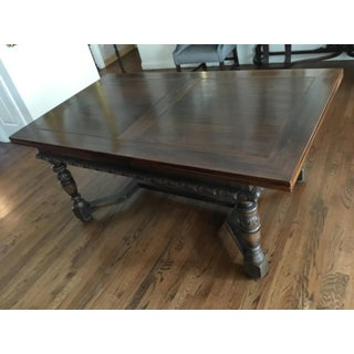 Early 20th Century Jacobean Gothic Spanish Mission Dining Table Preview