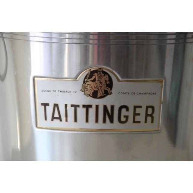 Taittinger French Champagne Bucket - Image 3 of 5