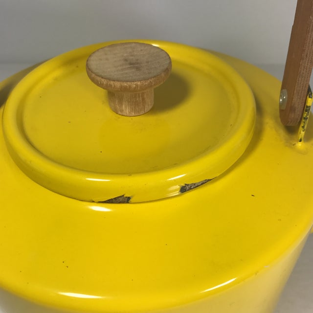 Copco Mid-Century Tea Kettle For Sale - Image 5 of 9