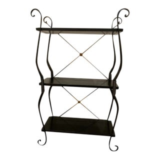 Wall Shelf by Global Views For Sale