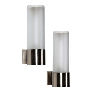 Mid-Century Wall Lamps by Angelo Lelli for Arredoluce 1960s - A Pair For Sale