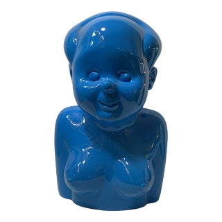 Modern Gao Brother Miss Mao Sculpture For Sale