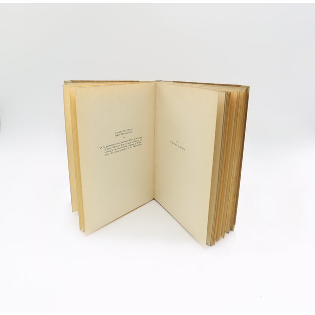 """Animal Skin """"The Poems and Prose Sketches of James Whitcomb Riley"""" Book Collection - Set of 16 For Sale - Image 7 of 11"""