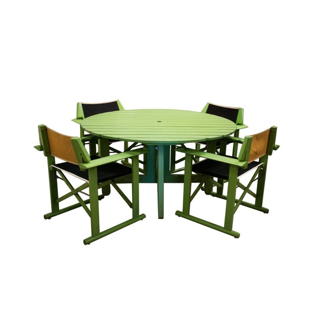 Fratelli Reguitti Patio Set, Italy 1970 For Sale - Image 9 of 9