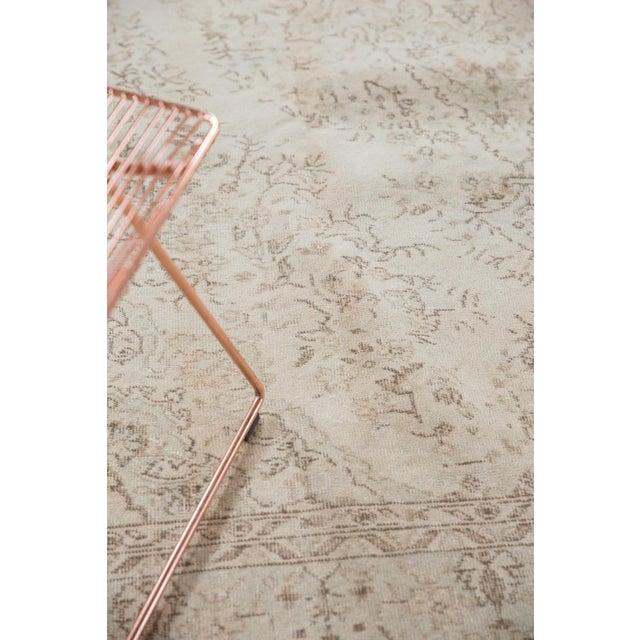 "Vintage Oushak Carpet - 6'10"" x 10'2"" - Image 11 of 12"
