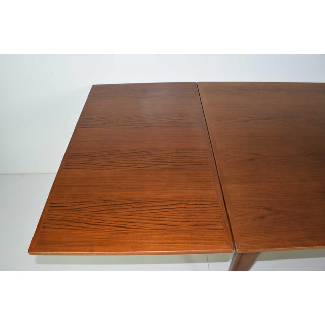 1960s IB Kofod-Larsen Dining Table For Sale - Image 5 of 8