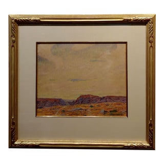 Gerald Cassidy - Desert Mesa - Painting C.1930 For Sale