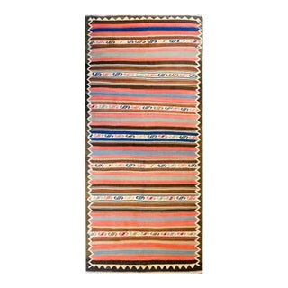 Early 20th Century Shahsevan Kilim Runner For Sale