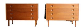 Image of Wood Commodes