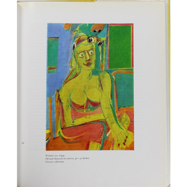 Willem de Kooning Willem De Kooning, First Edition For Sale - Image 4 of 13