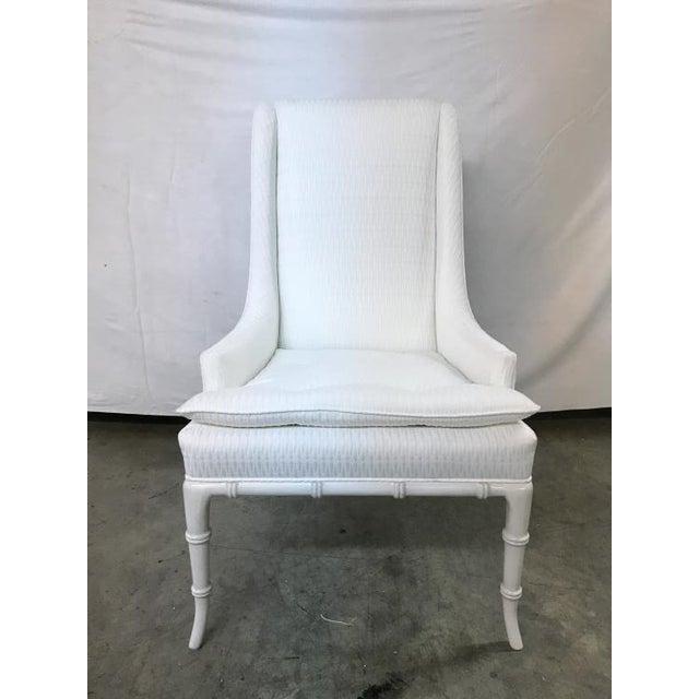 Highland House Highland House Regan Host/Hostess Chair For Sale - Image 4 of 4