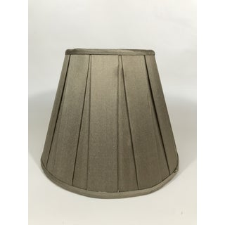 Silk Box Pleat Chandelier Shade Preview