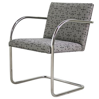 Mies Van Der Rohe Brno Chair Eames Fabric 25 Avail