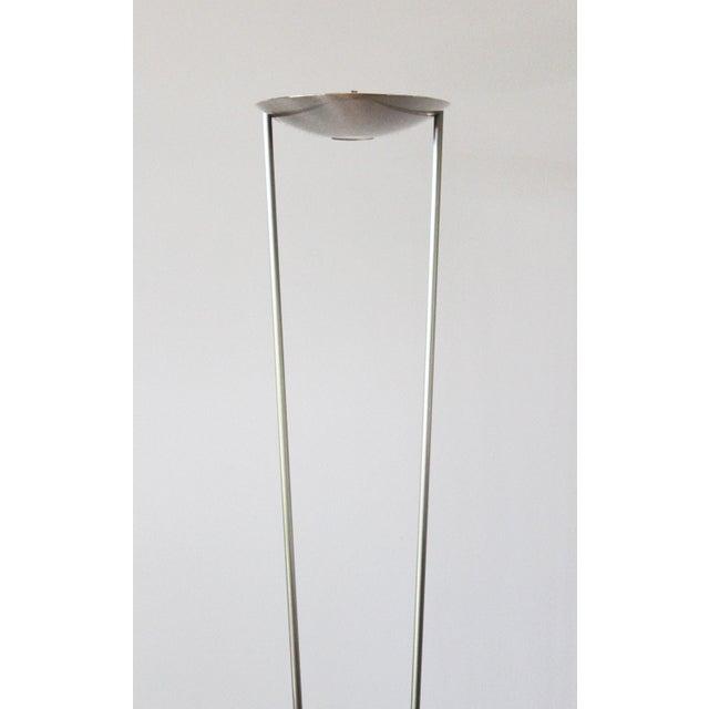 Leonardo Marelli Estiluz Tall neoclassical Torchiere For Sale - Image 4 of 12