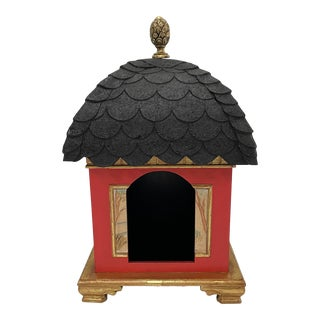 Hollywood Regency Doghouse For Sale