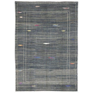 "20th Century Turkish Kilim Rug - 8'6"" X 12'1"""