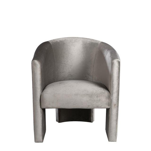 Leblon Upholstered Dining Chair For Sale