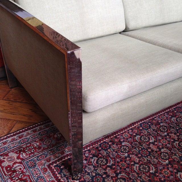 Mid-Century Milo Baughman Sofa - Image 11 of 11