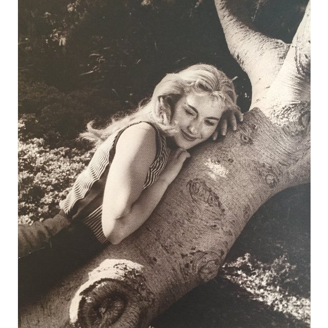 Vintage Photograph Woman 1957 Exhibited For Sale