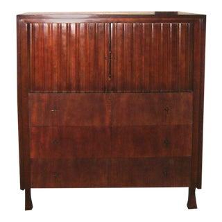 John Widdicomb Mid-Century Modern Highboy Dresser