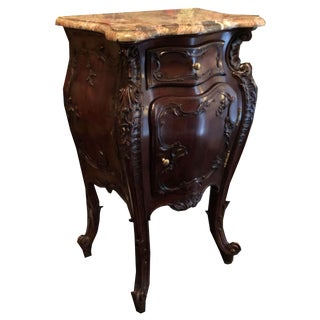19th Century Napoleon III Nightstand For Sale