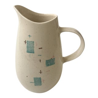 Mid-Century Heavenly Days Metlix Pottery Jug