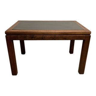 Mid-Century Modern Walnut End Table For Sale