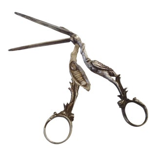 Victorian Midwife Umbilical Clamps