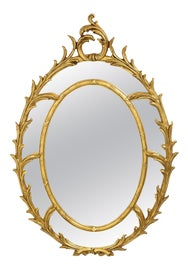 Image of Newly Made Gold Wall Mirrors