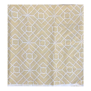 Schumacher Fabric Lu'an Fretwork - 5.75 Yards