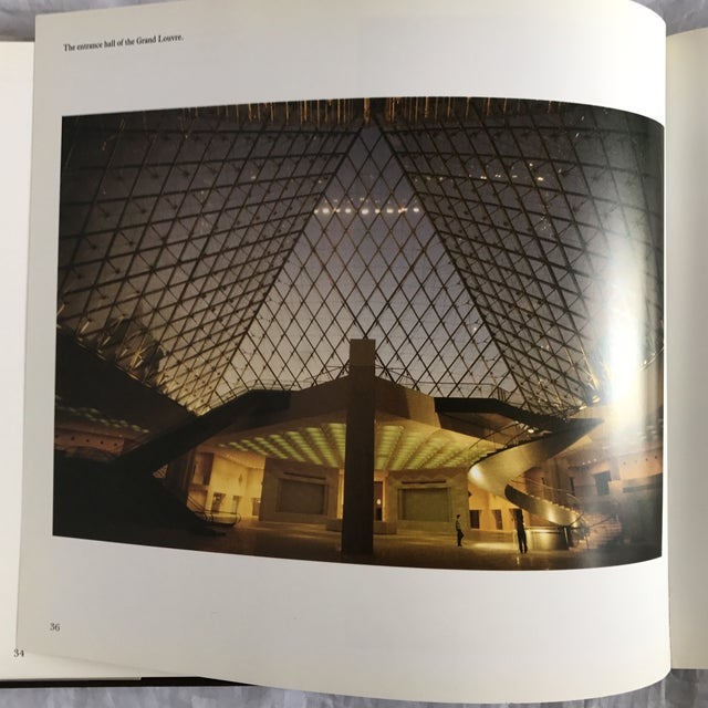 """1980s """"The Grand Louvre"""" First Edition Art Book For Sale - Image 5 of 9"""