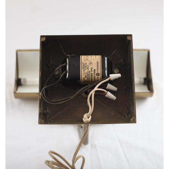 Brass Pharmacy Task Lamp - Image 5 of 6