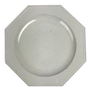French Creamware Platter For Sale