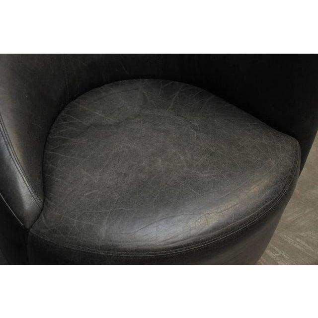 Vladimir Kagan Nautilus Swivel Chairs For Sale - Image 5 of 7
