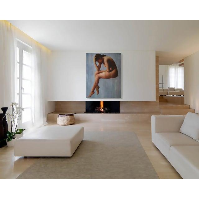 'Duo Milia Annorum Seu Instar Puncti' Painting - Image 8 of 10