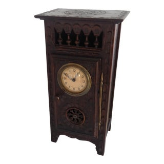 Antique Circa Salemans Clock From Brittany, France For Sale