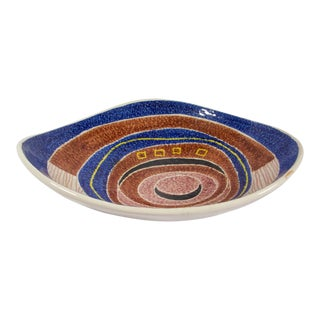 Italian Mid-Century Modernist Bowl For Sale