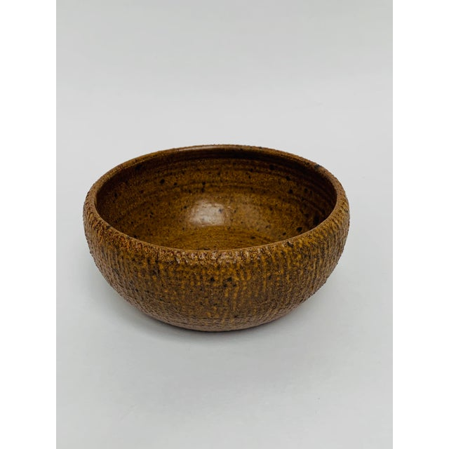 Ceramic George Scatchard Mid Century Modern Studio Pottery Bowl For Sale - Image 7 of 10