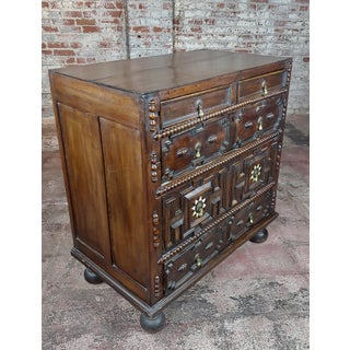 "17th Century William & Mary ""Fabulous"" Chest of Drawers Preview"