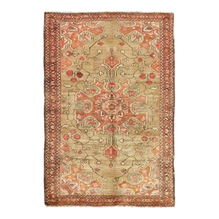 Keivan Woven Arts, H-1006-08, Semi Antique Rug - 4′2″ × 6′4″ For Sale