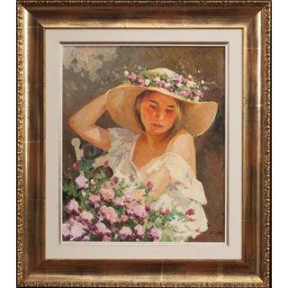 Roman Frances Original Painting For Sale