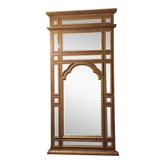 LaBarge Italian Grand Mirror For Sale