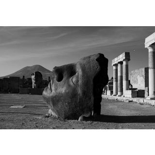 Pompeii Archeological Site With Sculptures Photograph by Igor Mitoraj For Sale