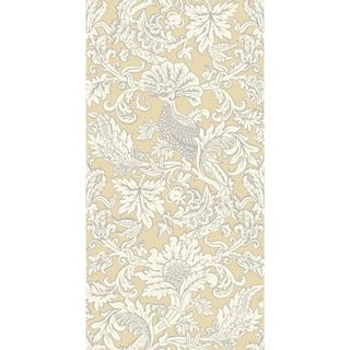 Cole & Son Balabina Wallpaper Roll - Vintage Yellow For Sale