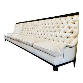 Modern Custom 14' Johannesburg Sofa Lounger For Sale
