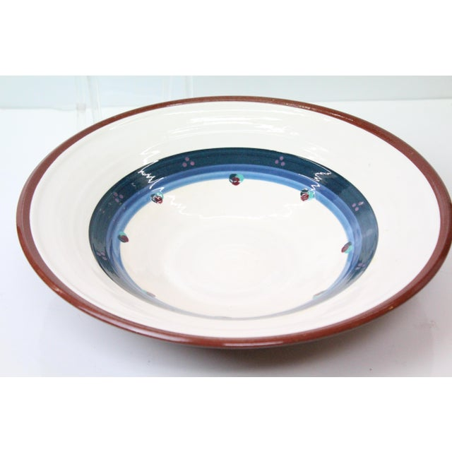 Vintage Portland White Pottery Bowl For Sale - Image 4 of 8