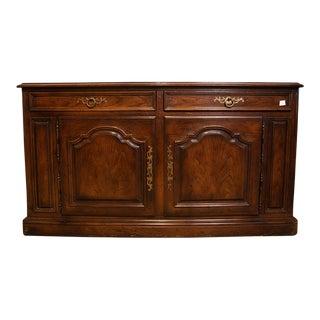 "Mid Century Vintage Henredon ""Four Centuries"" Collection Buffet For Sale"