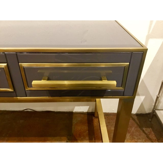 2010s Currey & Co. Arden Desk / Vanity For Sale - Image 5 of 7