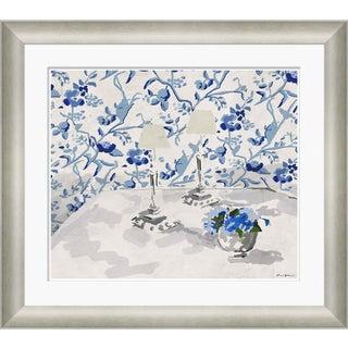 """Dinner Party"" By Dana Gibson, Framed Art Print For Sale"